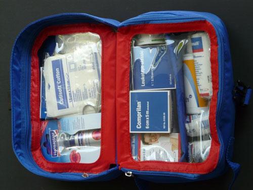 Erste Hilfe Package
