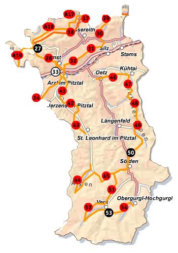 Imst-Karte