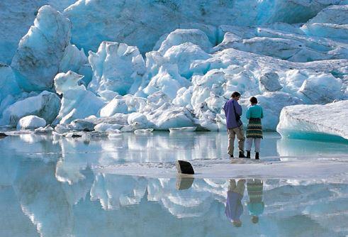 Großansicht - Gletscherwelt Nationalparkwelt Mittersill