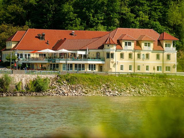 Großansicht - Aussenansicht Hotel Residenz Wachau an der Donau