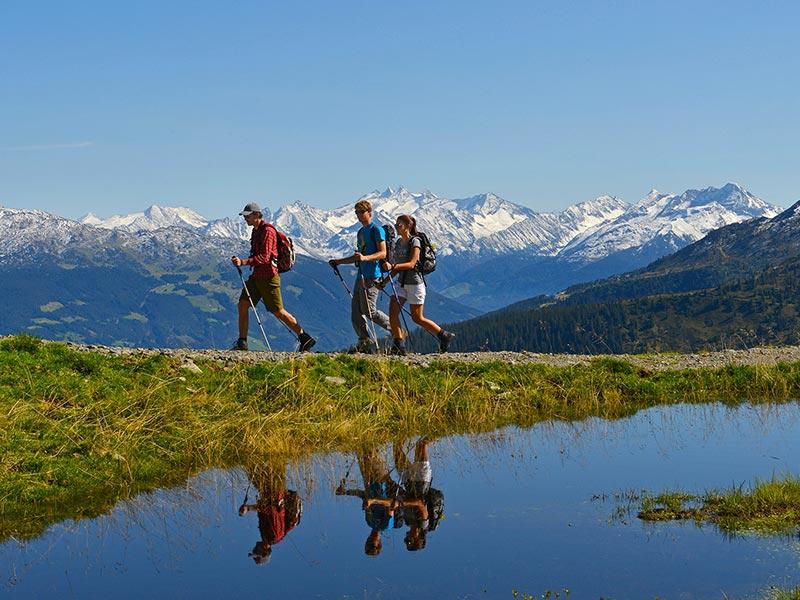 Großansicht - Alpenüberquerung