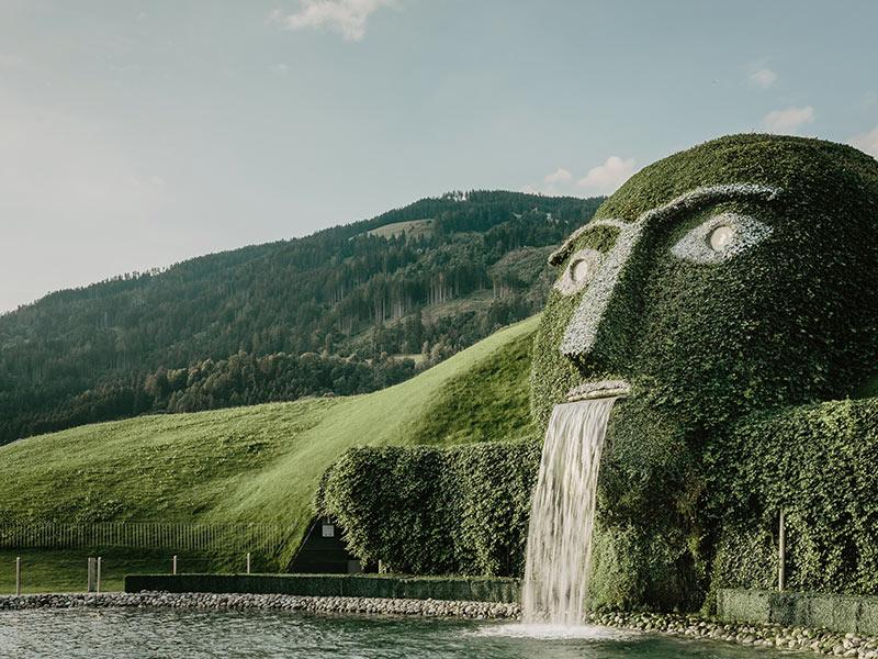 Großansicht - Der Riese © Hall-Wattens.at