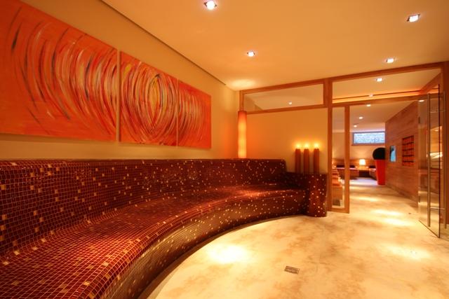 Großansicht - Wellnessbereich im Impuls Hotel Tirol