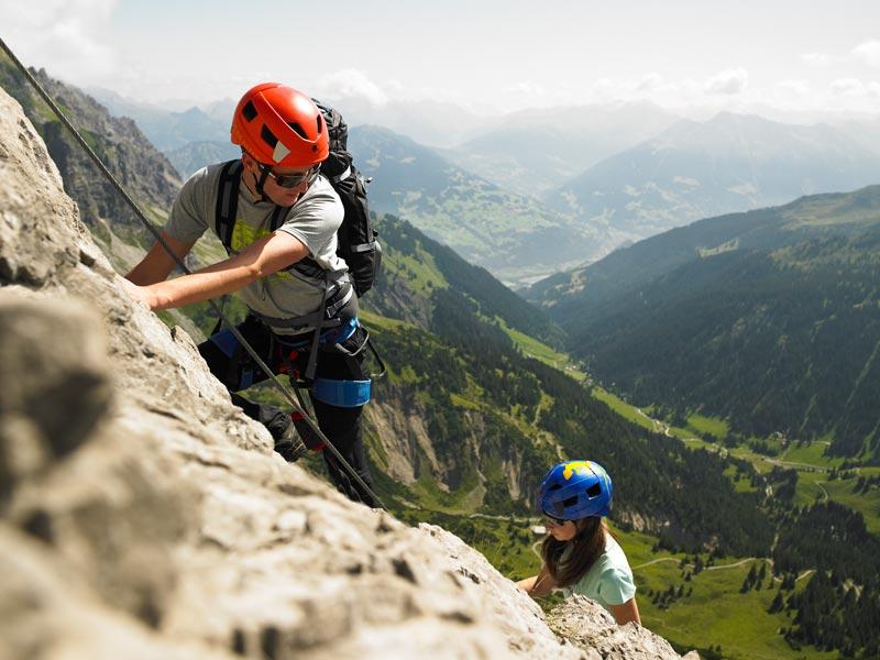 Kletterausrüstung Klettersteig : Klettern lust auf klettergarten klettersteig oder kletterhalle