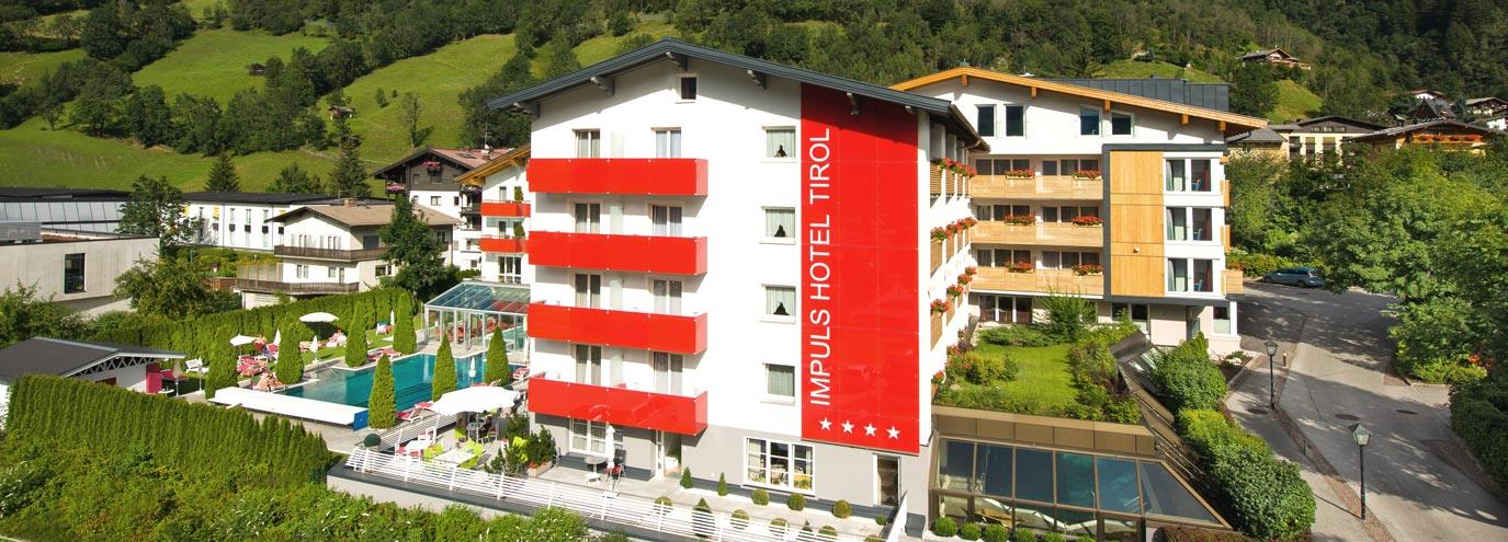Impuls Hotel Tirol In Bad Hofgastein