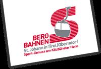 Logo Bergbahnen - St. Johann in Tirol