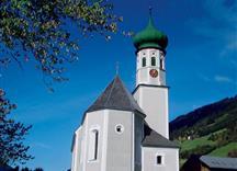 Bartholomberg Kirche