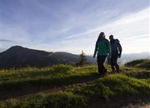 Bergtouren Wandern Sonnenaufgang Walmendingerhorn Ifen