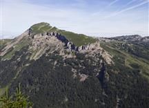 Hoher Ifen Wandern Sonnenaufgang Walmendingerhorn