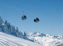 SkiWelt Bahn Brixen im Thale