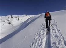 Skitour Brechhorn Westendorf