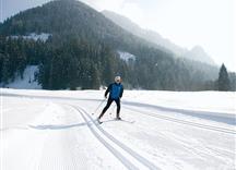 Langlaufen im Brixental