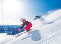 Skifahren © defrancesco