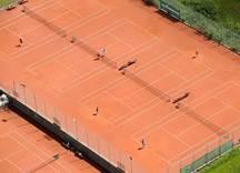 Tennisplätze Lauchsee Fieberbrunn © TVB PillerseeTal