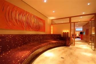 Wellnessbereich im Impuls Hotel Tirol