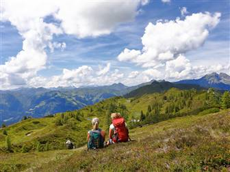 Salzburger Almenweg © Großarltal