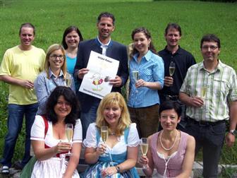 Auszeichnung Wilder Kaiser Wanderspezialisten