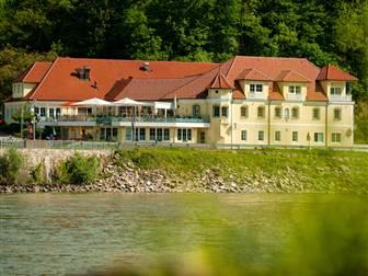 Aussenansicht Hotel Residenz Wachau an der Donau