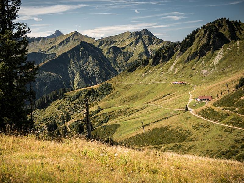 Großansicht - Herbst Duuratal Walser Omgang @Andre Tappe fuer Kleinwalsertal Tourismus