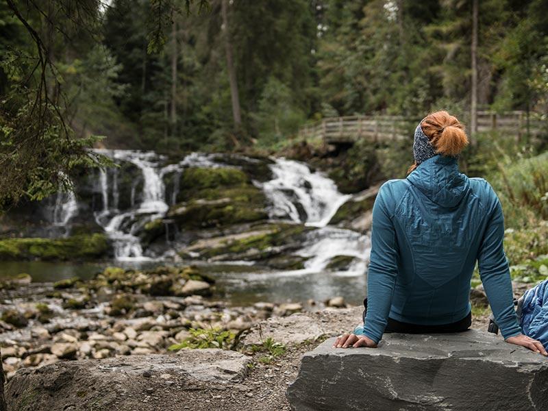 Großansicht - Herbst Schwarzwassertal Walser Omgang @Andre Tappe fuer Kleinwalsertal Tourismus