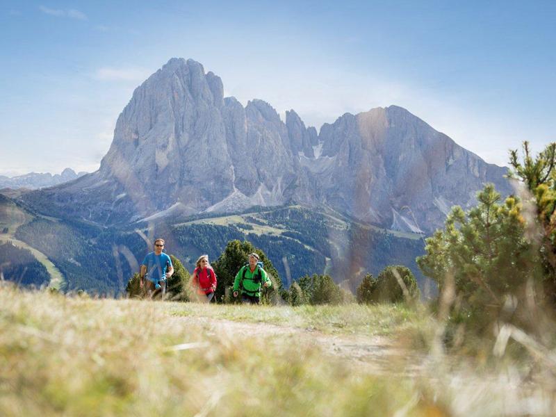 Gröden: Wander-Hype in den Dolomiten und zahlreiche Genussmomente