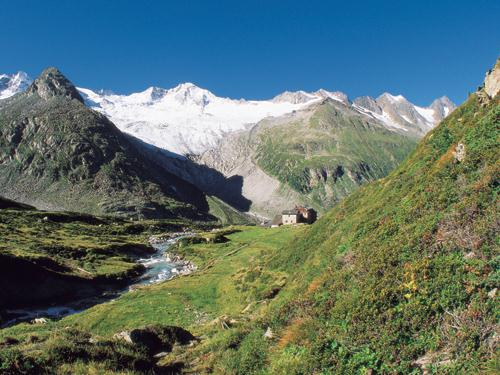 Großansicht - Bergütte in den Zillertaler Alpen